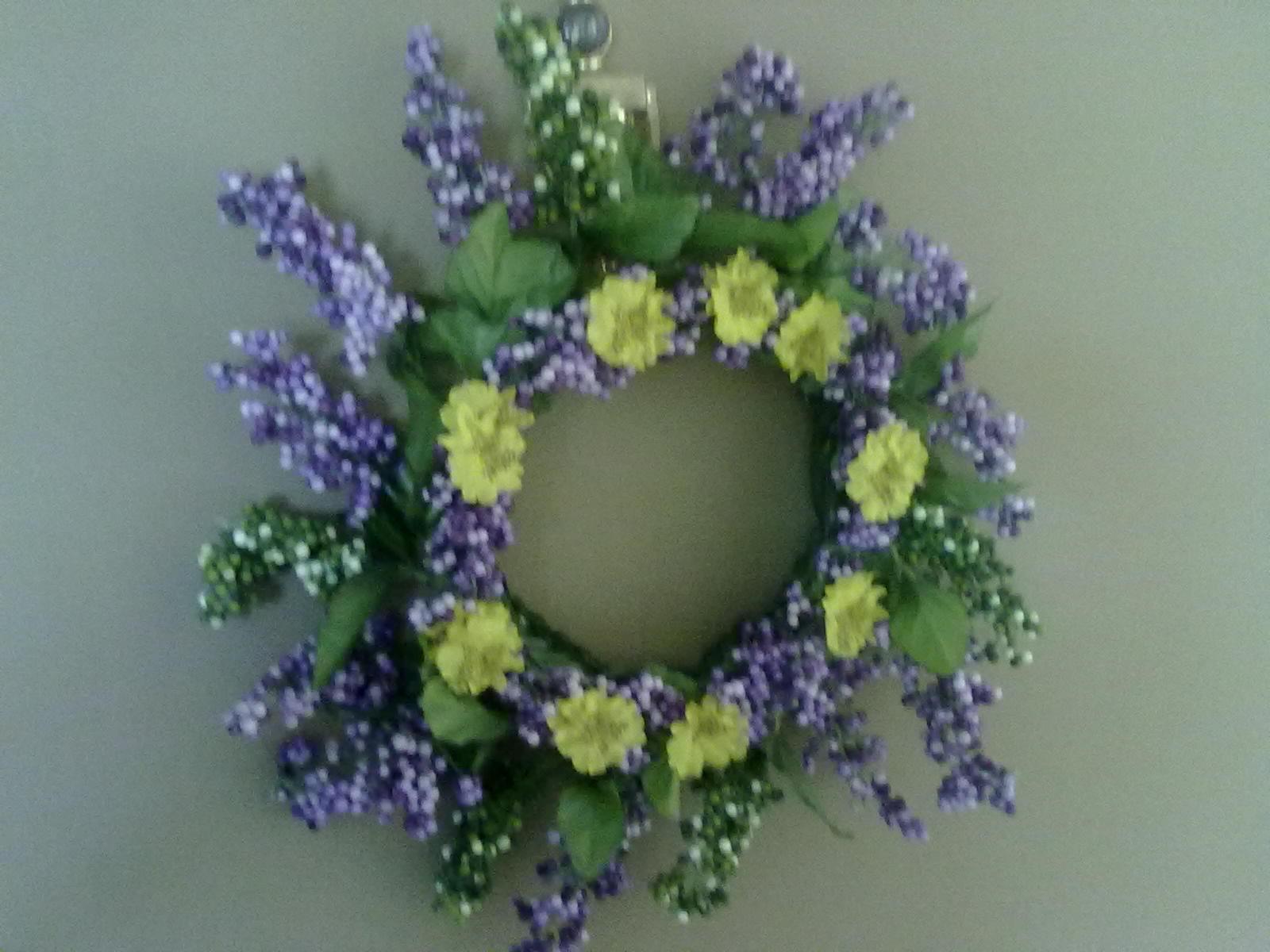 coronas para decorar las puertas f cilycotidiano