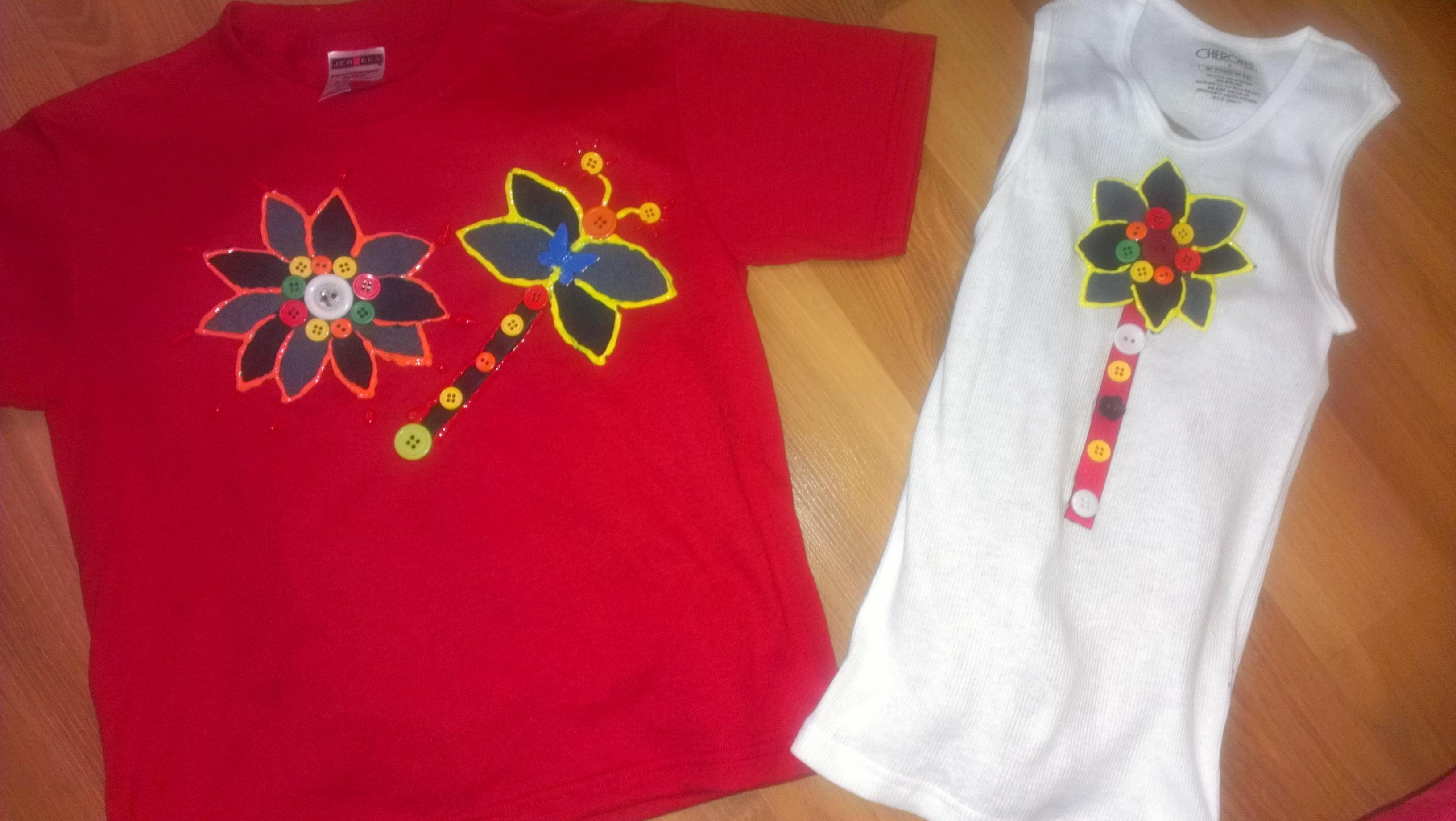 Decorar Camisetas F Cilycotidiano ~ Ideas Para Decorar Camisetas Infantiles