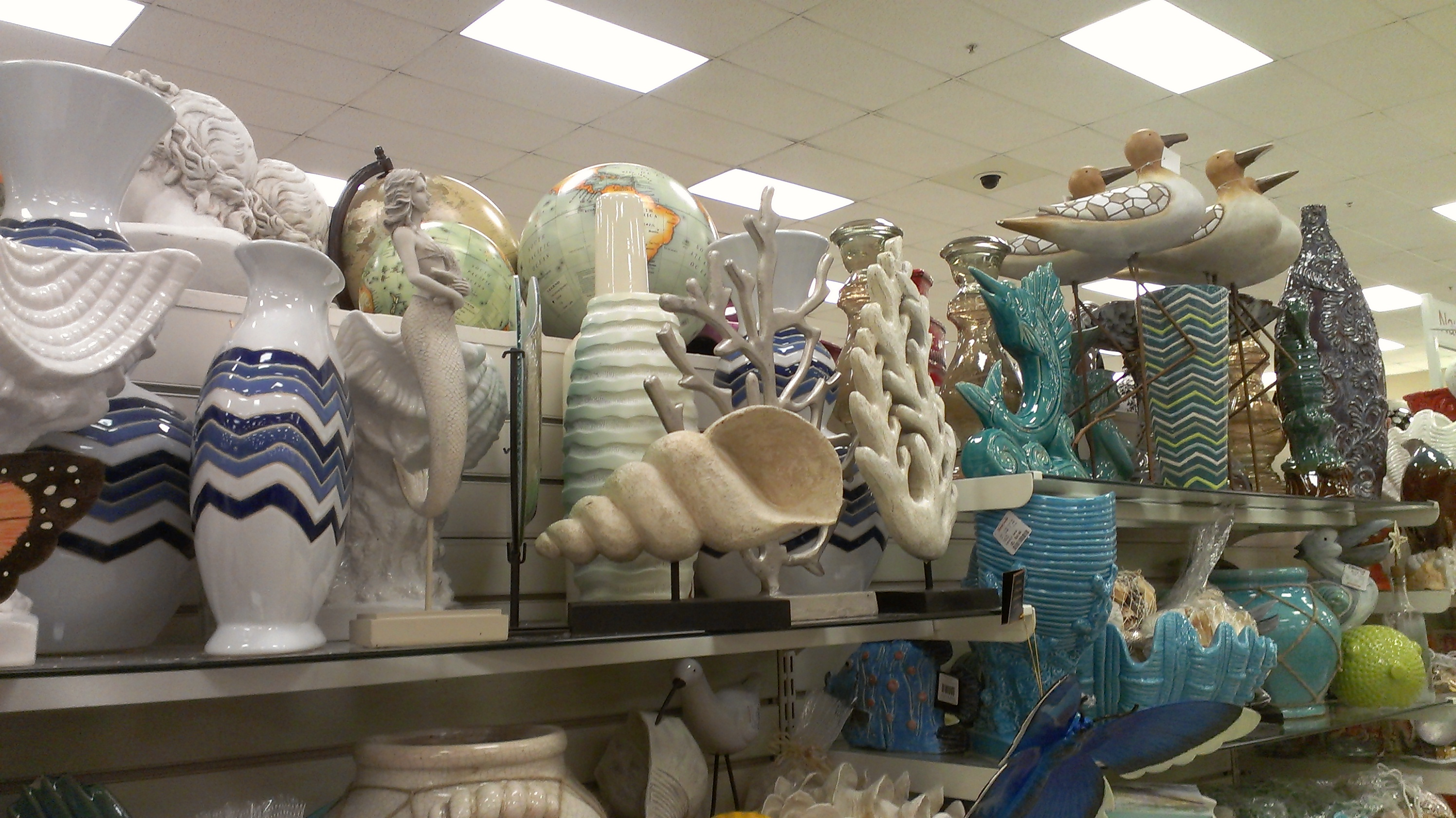 Caracoles f cilycotidiano for Tiendas de decoracion de hogar