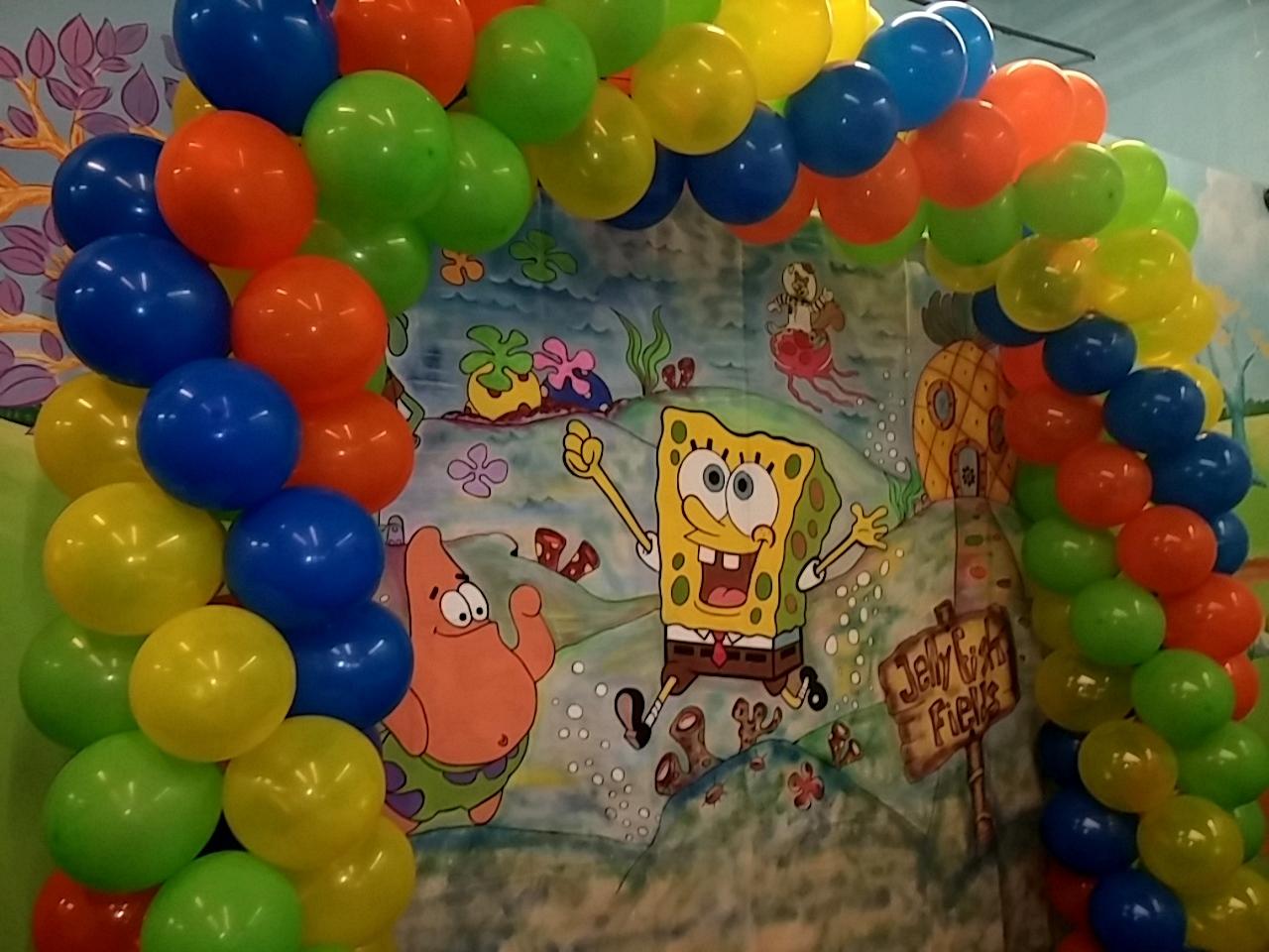 Ideas para una fiesta de cumpleanos de bob esponja - Ideas fiesta cumpleanos infantil ...