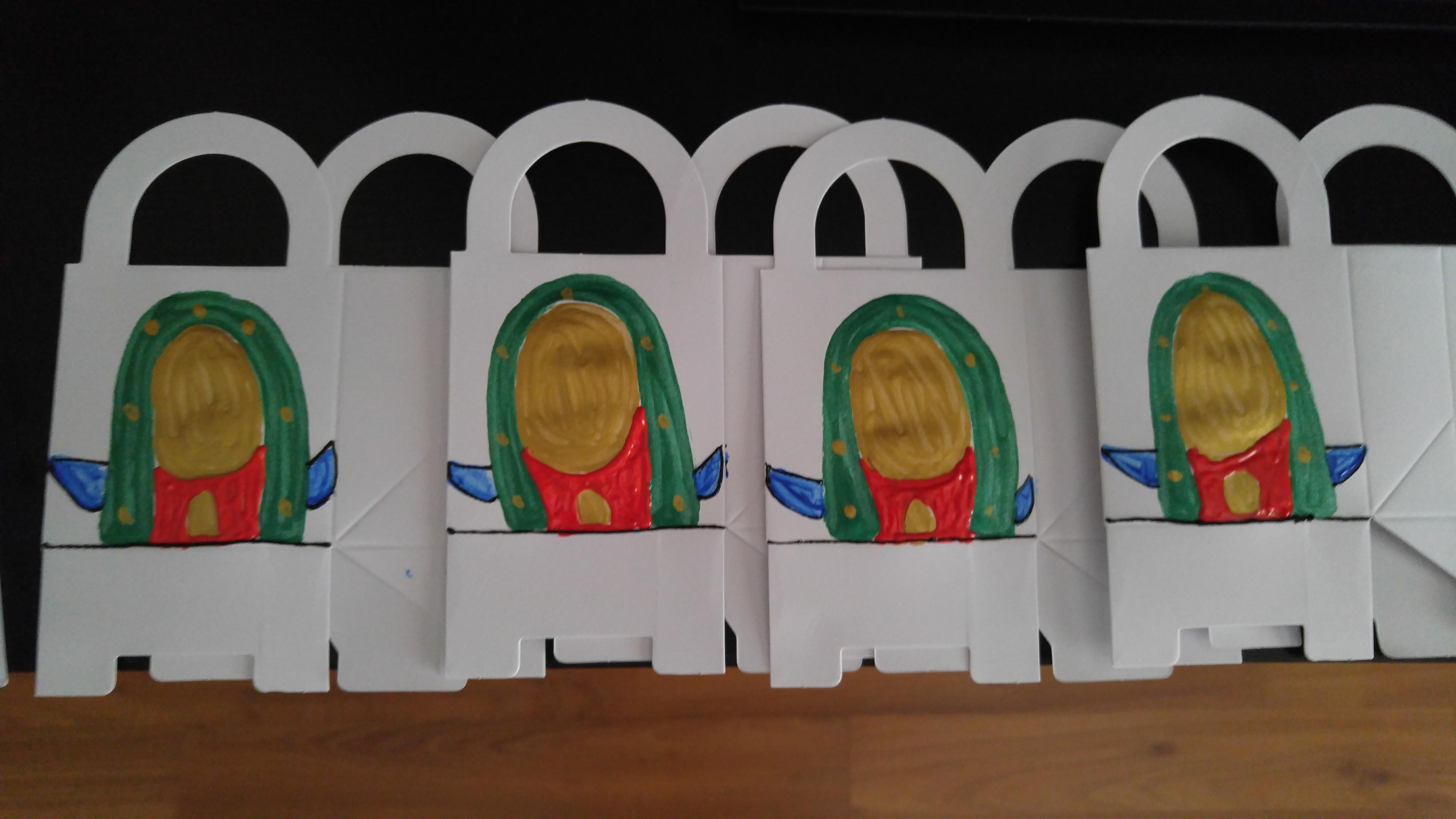 Decoraciones de virgen de guadalupe f cilycotidiano for Manualidades para diciembre